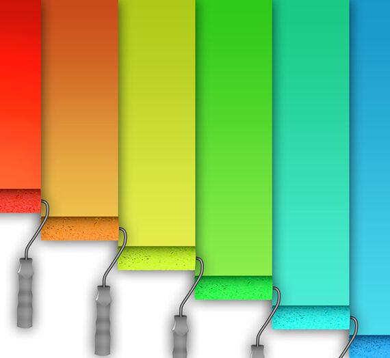 Najpopularniejsze kolory ścian