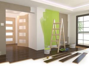 Repair in the apartment 2