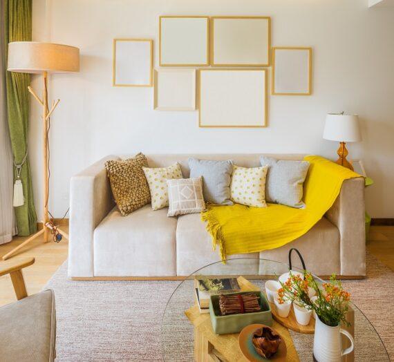 Jakie kolory ścian w salonie