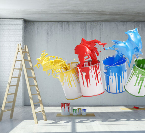 Farby – mieszać czy kupować gotowe?