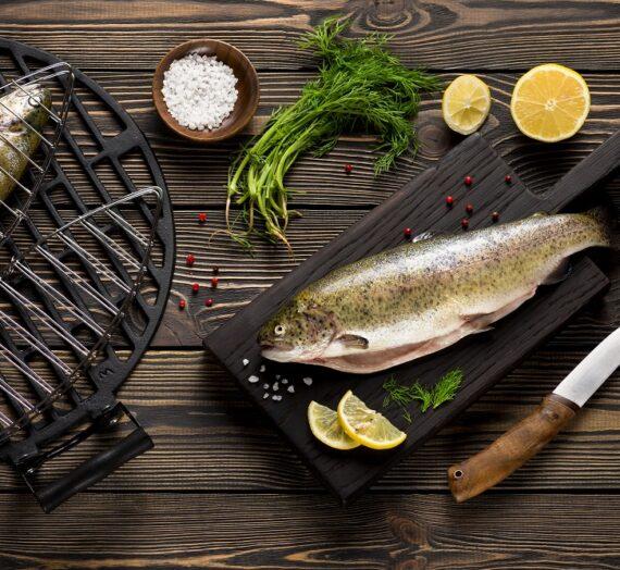 Jak prawidłowo zjeść rybę ?