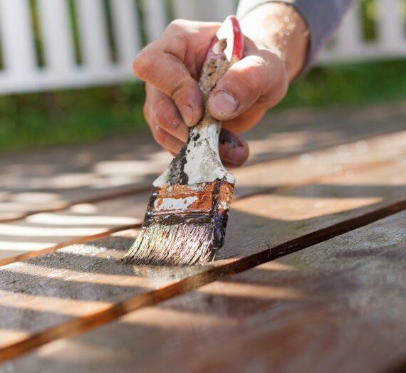 Sposoby leczenia drewna