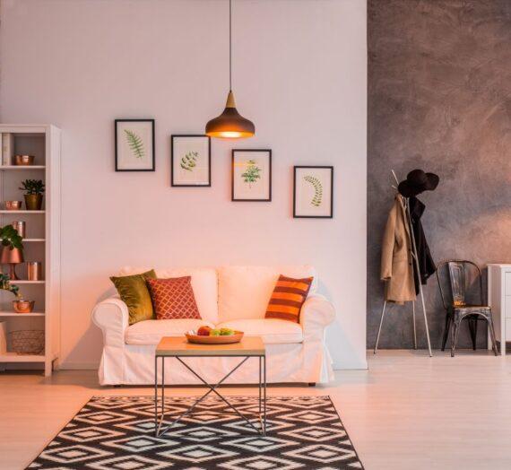 Jak urozmaicić wnętrze mieszkania?