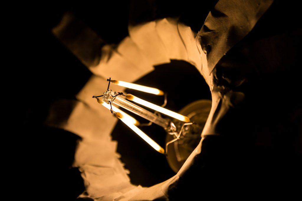 led oświetlenie kwazar